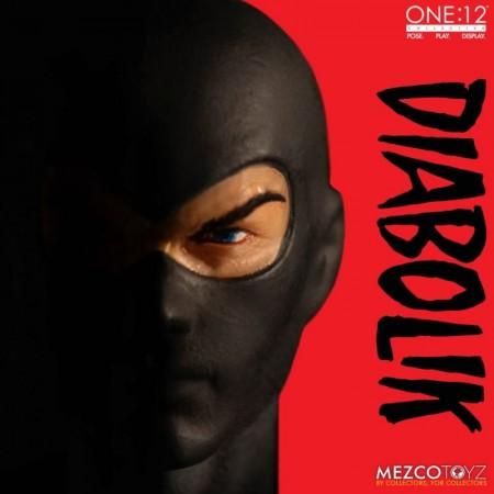 Mezco One:12 Collective Diabolik