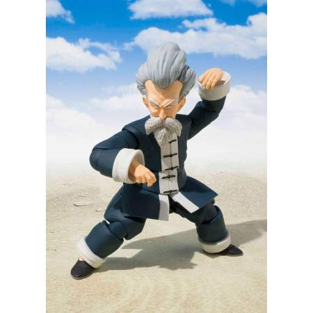 Dragon Ball S.H Figuarts Jackie Chun Action Figure