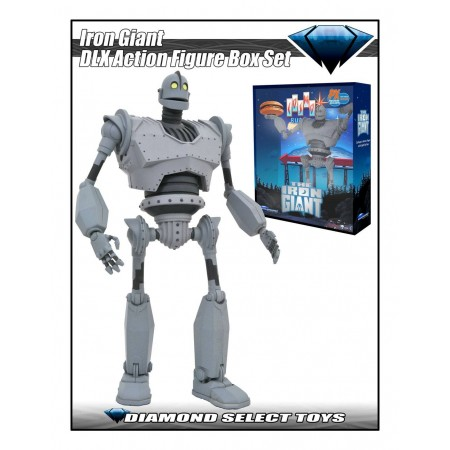 Diamond Select The Iron Giant SDCC 2020 Exclusive Deluxe Action Figure