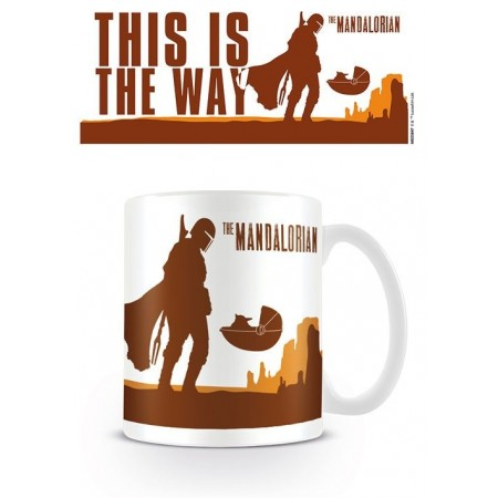 Star Wars The Mandalorian This Is The Way Coffee Mug