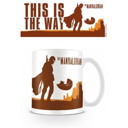 Star Wars The Mandalorian This Is The Way Coffee Mug
