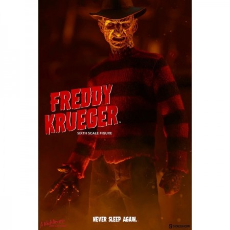 Sideshow 1:6 Freddy Krueger from A Nightmare on Elm Street 3: Dream Warriors