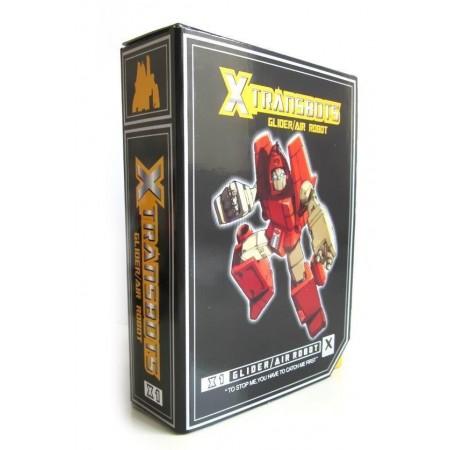 X-Transbots X-1 Glider ( Red Version )