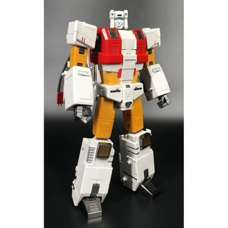 Zeta Toys ZB-03 Silver Arrow
