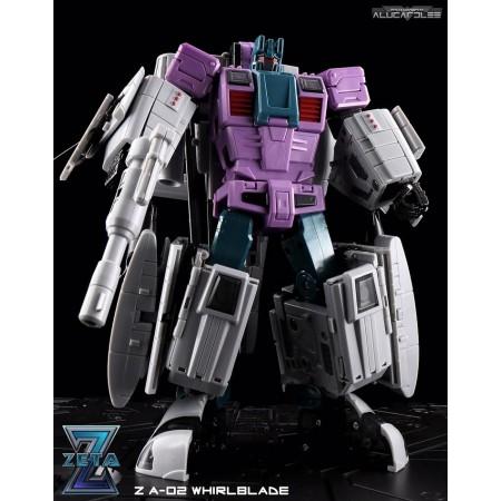 Zeta Toys A-02 Whirlblade