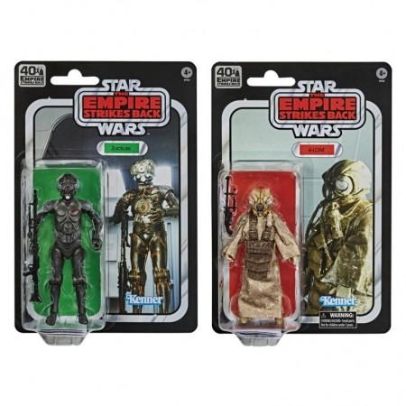 Star Wars The Black Series Zuckuss y 4-Lom 2 Pack