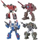 Transformers War For Cybertron Siege Deluxe Set of 4