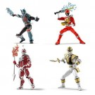 Hasbro Power Rangers Wave 1 Set of 4