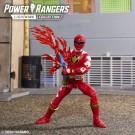 Power Rangers Lightning Collection Dino Thunder Red Ranger Action Figure