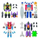 Super7 Transformers Ultimates Wave 1 Set of 4 Action Figures