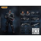 Gears Of Wars Marcus Fenix 1/12 Scale Action Figure