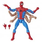 Marvel Legends 6 armado de Spider-Man Capo onda