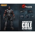 Gears of Wars Augustus Cole 1/12 escala de acción figura