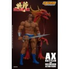 Storm Collectibles Golden Axe Ax Battler and Red Dragon 1/12 Figures