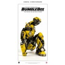 Threezero X Hasbro Bumblebee Movie Deluxe Bumblebee 8 Inch Action Figure