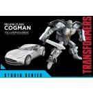Transformers Studio Series SS39 Deluxe Cogman