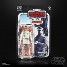 Figura de acción Star Wars 40th Anniversary Black Series Hoth Rebel Soldier ESB