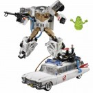 Transformers Ghostbusters Crossover Ectotron Ecto 1 Figure