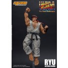 Ultra Street Fighter 2 la figura de acción final Challengers Ryu
