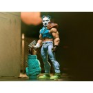 Super 7 Teenage Mutant Ninja Turtles Casey Jones Action Figure