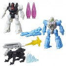 Transformers Siege War For Cybertron Battle Masters Set of 3