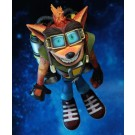 NECA Crash Bandicoot Jetpack Crash Action Figure
