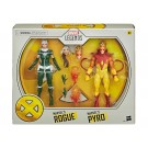 Marvel Legends 20th Anniversary Rogue & Pyro X-Men 2 Pack