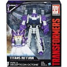 Transformers Titans Return Voyager Octane & Murk