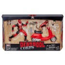 Marvel Legends Ultimate Riders Deadpool & Scooter