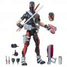VIERNES negro Marvel Legends agente de arma X Deadpool 12 pulgadas