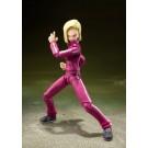 Dragon Ball Super S.H. Figuarts Android 18 (Universe Survival Saga) Action Figure