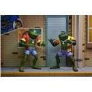 NECA Teenage Mutant Ninja Turtles Napoleon and Atilla Frog TMNT 2 Pack
