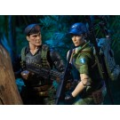 G.I. Joe Classified Wave 3 Set of 2 Flint & Lady Jaye