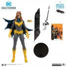 McFarlane DC Multiverse Rebirth Batgirl Action Figure ( Batmobile Build A Figure )
