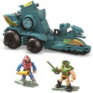 Masters Of The Universe Mega Construx Battle Ram and Sky Sled