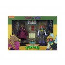 NECA Teenage Mutant Ninja Turtles Baxter and Splinter
