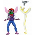 NECA TMNT Turtles in Time Baxter Stockman Action Figure