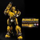 Threezero Premium Scale Bumblebee Figure ( Transformers Bumblebee Movie )