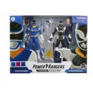 Power Rangers Lightning Collection In Space Blue Ranger Vs Silver Psycho Ranger Action Figure 2 Pack