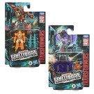 Transformers Earthrise Battle Masters Wave 2 Set of 2 Rung & Slitherfang