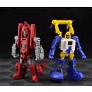 Maketoys Microbot 2 Pack Bomber & Hover