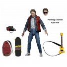 NECA Back To The Future Ultimate Marty McFly Action Figure