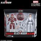 Marvel Legends Viuda Negra Película Red Guardian y Melina 2 Pack