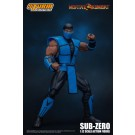Mortal Kombat Sub-Zero Storm Collectibles Action Figure