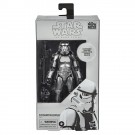 Figura de acción de Star Wars Black Series Carbonized Stormtrooper