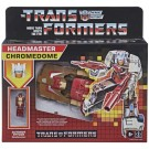 Transformers Retro Headmaster Chromedome and Stylor