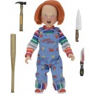 NECA Retro Clothed Chucky 8'' Action Figure
