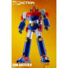 Action Toys Mini Action Series Com-Battler V Action Figure
