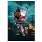 Hot Toys Cosbaby de Cyborg de la Liga de justicia