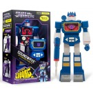Super7 Transformers G1 Super Cyborg Soundwave